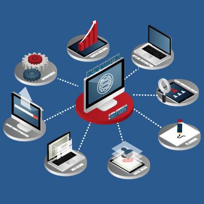 אסטרטגיית שיווק ומדיה דיגיטלית